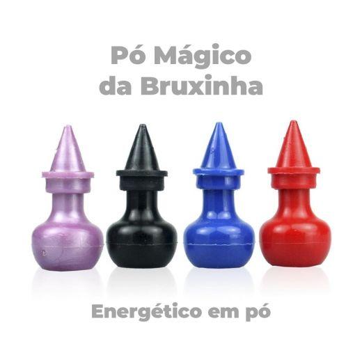 Pó Mágico da Bruxinha Loka Sensação - Energético excitante 1