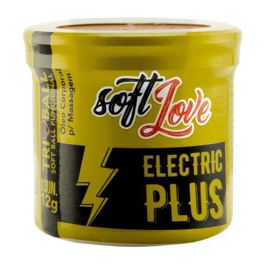 Bolinhas Funcional Triball Eletric Plus (Soft Love) 1