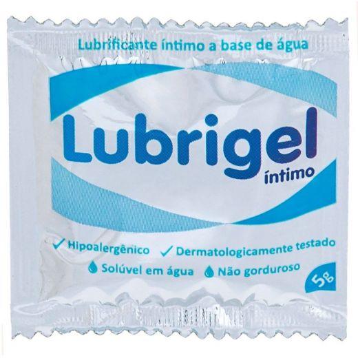 Gel Lubrificante íntimo Lubrigel 5g (Carbogel) 1
