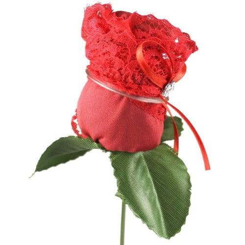 Calcinha em Formato de Rosa 1