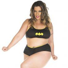 Kit Mini Fantasia Plus Size Bat Girl (Pimenta Sexy)