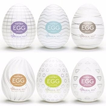 Masturbador Masculino Egg (Magical Kiss)