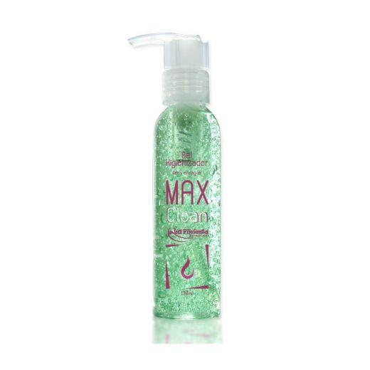 Maz Clean Gel Higienizador para Limpeza 120ml (La Pimenta)