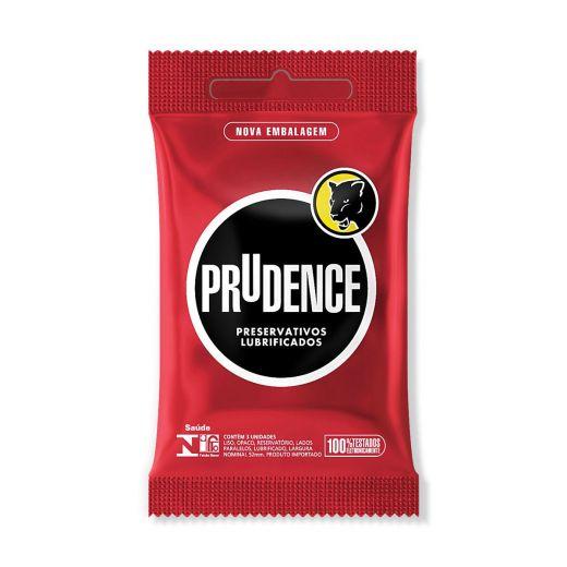 Preservativos Lubrificados sabor Caipirinha - Edição Limitada (Prudence)