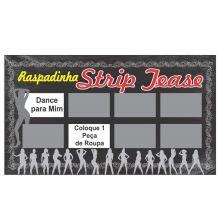 Raspadinha do Strip Tease (Miss Collection)