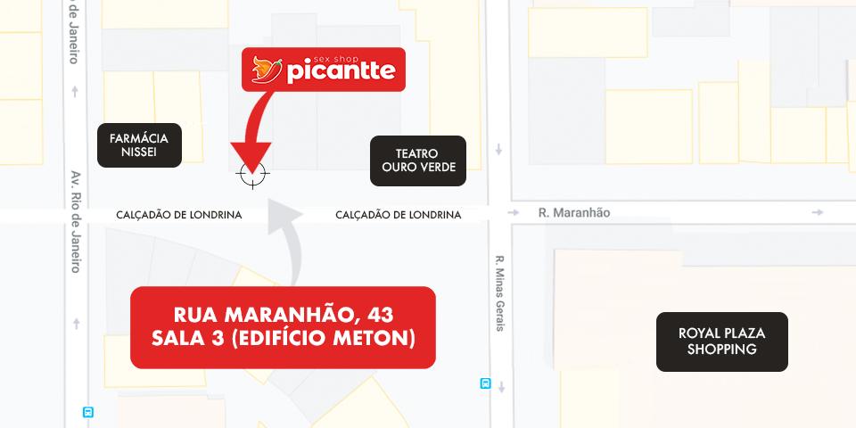Picantte Sex Shop em Londrina
