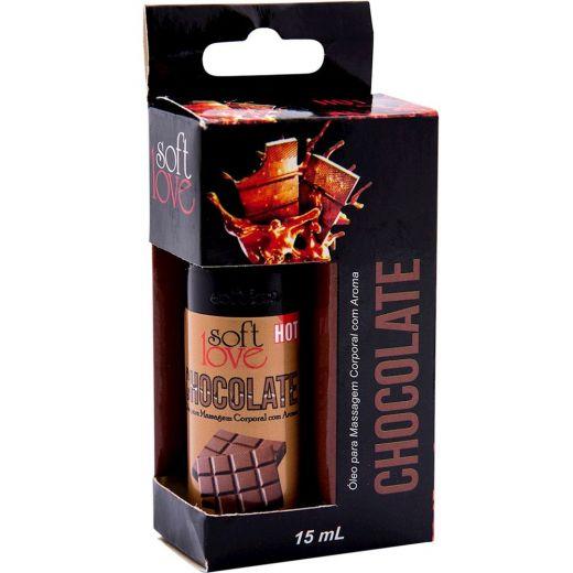 Gel Hot Comestível 15ml - Chocolate 1
