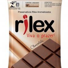 Preservativos Rilex Chocolate - pct 3 unidades