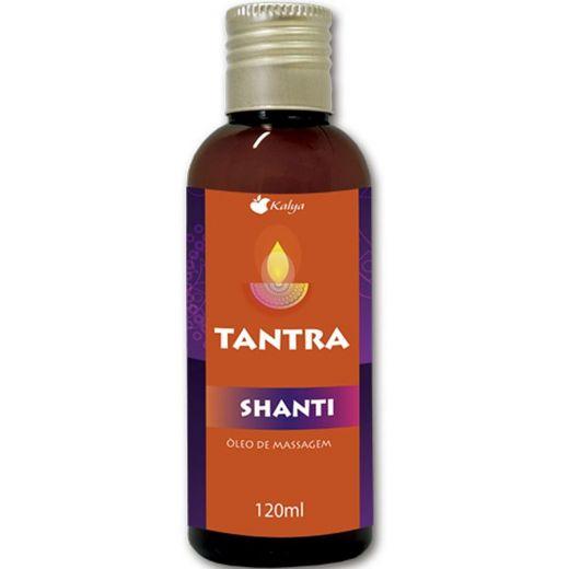 Tantra Óleo para Massagem Shanti 120ml Kalya 1