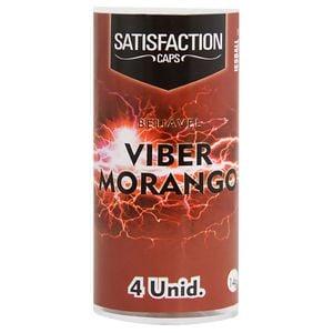 Bolinha Viber Choque Aromática 04 Unidades Satisfaction Morango 1