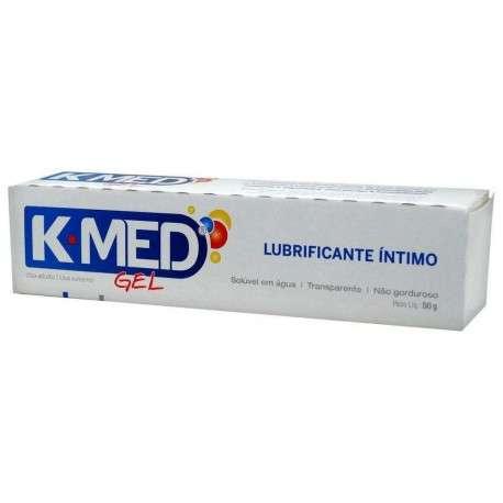 Gel Lubrificante Íntimo K-MED 50g Cimed 1