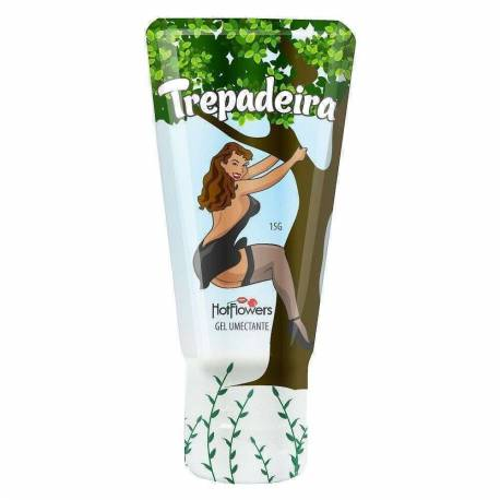Gel Trepadeira Hot Excitante Feminino HOT FLOWERS 15g 1